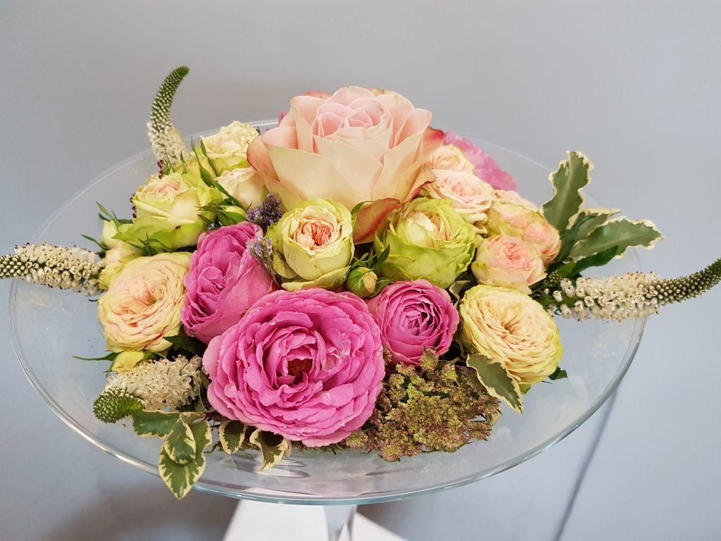 Compositions florales de Marie Danède