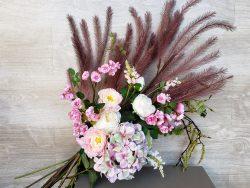Les réalisations en fleurs artificielles de Marie Danède