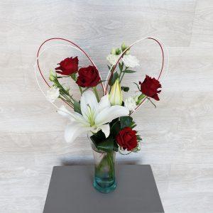 Bouquet graphique Marie Danède