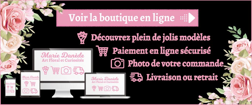 La boutique en ligne de Marie Danède