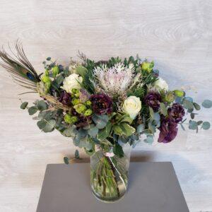 Bouquet champêtre dhiver Marie Danède 1